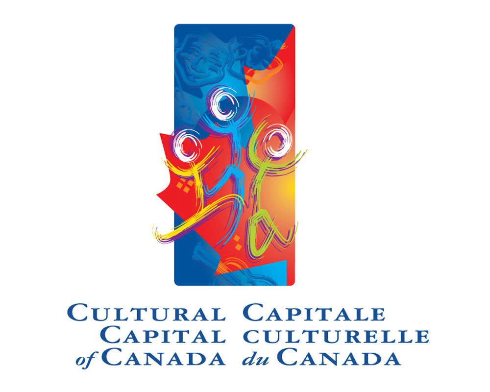 Cultural Capital of Canada Logo